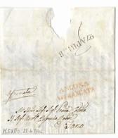 DA ANCONA A MONTE SAN VITO - 25.4.1844. - Italia