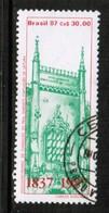 BRAZIL   Scott # 2111 VF USED (Stamp Scan # 563) - Gebruikt