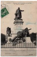 Cahors : Monument élevé à La Mémoire De Gambetta Par Falguière (Editeur Girma, ND Phot N°85) - Cahors