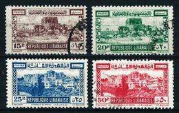 Gran Líbano (Francés) Nº 193/6º/** Cat.22,95€ - Unused Stamps