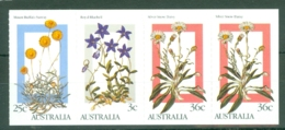 Australia: 1986   Alpine Wildflowers  SG1028b   Booklet Pane   MNH - 1980-89 Elizabeth II