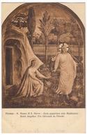 Firenze - Gesu Apparisce Alla Maddalena - Beato Angelico /P515/ - Malerei & Gemälde
