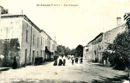 ST AMANS  =  Rue Principale   1219 - Frankrijk