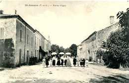 ST AMANS  =  Route D'Agen   1220 - Frankrijk