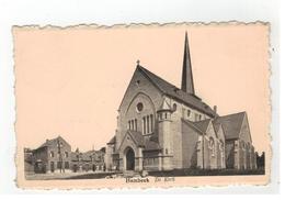 Humbeek  De Kerk - Grimbergen
