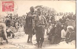 RARE !!! TUNISIE - Assaouias (Guérisseur ?) En 1914 - Tunisia