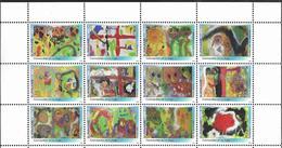 SURINAME, 2019, MNH,ART, COSMOPOLITAN ART, 12v - Art