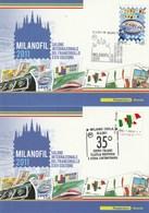 Borse E Saloni Del Collezionismo - MILANOFIL  2011 - - Borse E Saloni Del Collezionismo