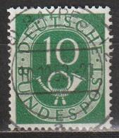 1951 Germania Federale - Usato - N. Michel 128 - Usados
