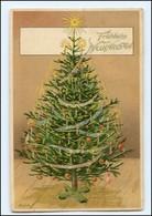 Y14615/ Mailick Litho AK Weihnachten Tannebaum 1912 - Unclassified