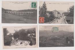 ARBOIS  37 Viaduc Montigny, 46 Rue Delort, 8 Vue De Pont Gresin 003 - Arbois