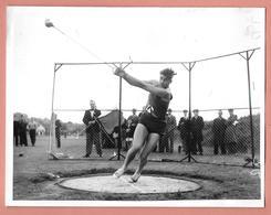 PHOTO PRESS -  MIKE ELLIS ???? - 1958 - Sport