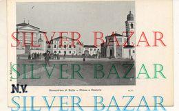 ROVERCHIARA DI SOTTO - VERONA - CHIESA E ORATORIO - Verona