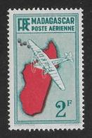 MADAGASCAR 1935 YT PA 5** - SANS CHARNIERE NI TRACE - Poste Aérienne