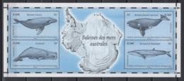 T.A.A.F. 2010. N° Y&T BL25 **, MNH, Fraîcheur Postale. Cote Y&T 2020 :  8,80 € - Blokken & Velletjes