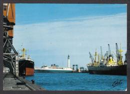 70303/ DUNKERQUE, Arrivée Du Ferry-boat à La Gare Maritime - Dunkerque