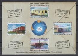 T.A.A.F. 2004. N° Y&T BF11 **, MNH, Fraîcheur Postale. Cote Y&T 2020 :  14,40 € - Blokken & Velletjes