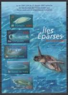 T.A.A.F. 2007. N° Y&T BF18 **, MNH, Fraîcheur Postale. Cote Y&T 2020 :  10,50 € - Blokken & Velletjes