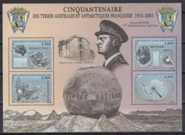 T.A.A.F. 2005. N° Y&T BF13 **, MNH, Fraîcheur Postale. Cote Y&T 2020 :  8 € - Blokken & Velletjes