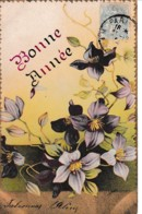 FLEUR DE LA BONNE ANNEE REF 62151 - Fiori
