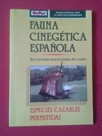 LIBRO REVISTA O FASCÍCULO TIRADORES CAZA FAUNA CINEGÉTICA ESPAÑOLA ESPECIAL JUNTA DE EXTREMADURA 1992, 120 PÁGINAS VER.. - Vita Quotidiana