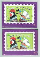"""FRANCE - PUZZLE PHILATELIQUE - """" Sauter Du Coq à L'âne """" - 2013 - ( N° 789/800 ) - Puzzles"""