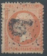 Lot N°51661  N°23, Oblit à Déchiffrée - 1862 Napoleon III