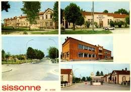 Militaria > Casernes / SISSONNE >/    LOT 3018 - Kasernen