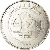 Monnaie, Lebanon, 500 Livres, 2000, SUP, Nickel Plated Steel, KM:39 - Liban
