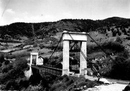 Le Pont De Brion Sur L'ébron - Mens