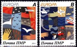 Europa - 2004 - Transnistria, PMR. Moldova - (local Issue) ** MNH - 2004