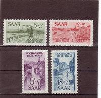 Saarland, Nr. 255/58** ( T 12996) - Ongebruikt
