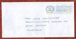 Brief, Papierflieger, Paris Nach Bremen 2003 (88401) - 2000 «Avions En Papier»
