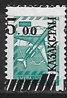 Kazakhstan 1992 Various Stamps Of Russia Surcharged  Used - Kazakhstan