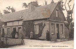 Sassetot Le Mauconduit .café Du Champ De Foire - Frankreich