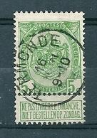 83 Gestempeld TERMONDE - 1893-1907 Coat Of Arms