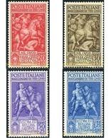 Ref. 330163 * HINGED * - ITALY. 1941. 2000th ANNIVERSARY OF THE BIRTH OF TITO LIVIO . 2000 ANIVERSARIO DEL NACIMIENTO DE - Nuevos