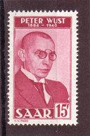 Saarland, Nr. 290** ( T 13001) - Nuevos