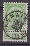 N° 56 RENAIX - 1893-1907 Stemmi