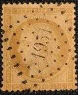 Timbre De France Classique N°59 PC Du GC 1951 Meilleraie-de-Bretagne - Marcofilie (losse Zegels)