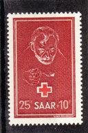Saarland, Nr. 292** ( T 13003) - Ongebruikt