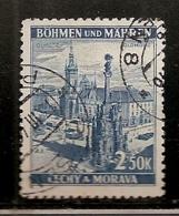 BOHEME ET MORAVIE      N°   32    OBLITERE - Bohême & Moravie