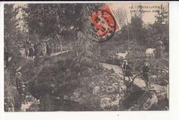 CPA France 10 - Sainte Savine - Jardin Botanique Alpin    -   Achat Immédiat - (cd014 ) - Frankreich