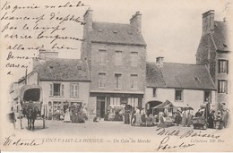 Un Coin Du Marché - Saint Vaast La Hougue