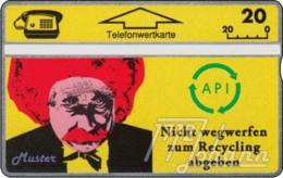 """TWK Österreich Privat: """"API 2"""" Gebr. - Oostenrijk"""