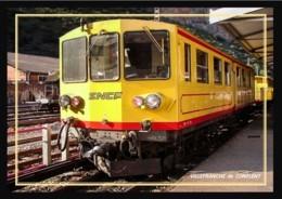 66  VILLEFRANCHE  De  CONFLENT  ..     ... Le  Train Jaune En Gare - Autres Communes