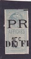 T.F D'Affiches N°30 - Fiscaux