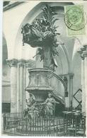 Tournai 1907; Chaire De La Cathédrale - Voyagé. (Nels - Bruxelles) - Tournai