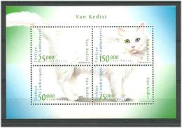 Turkey 1997 Cat, Mi Bloc 33, MNH(**) - 1921-... République