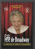 DVD Féfé De Broadway - Comédie
